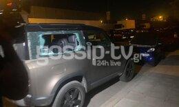 Αποκλειστικό: Την ώρα που ήταν στη σκηνή του J2US, της έσπαγαν το αυτοκίνητο για να την κλέψουν!