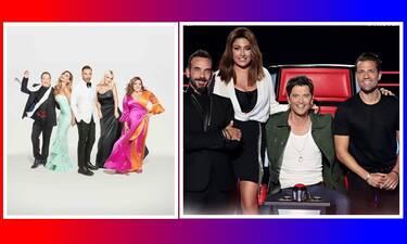 Τηλεθέαση: Πυρετός το Σαββατόβραδο για J2US και The Voice! Ποιο σόου κατέκτησε το τηλεοπτικό κοινό;