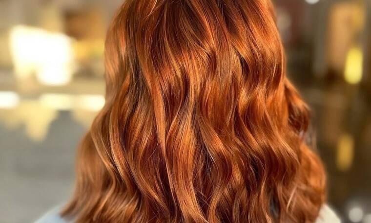 Αυτό είναι το hair color trend του φθινοπώρου που ταιριάζει σε όλες