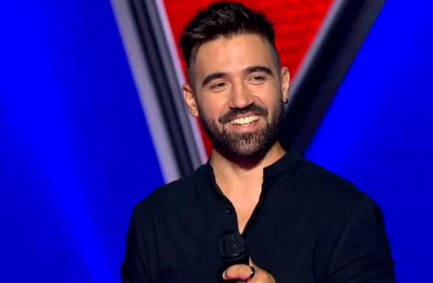 The Voice: «Κάγκελο» ο Μουζουράκης! Δείτε τι είχε κάνει και δεν το θυμόταν