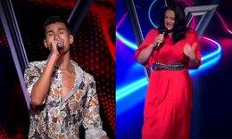 The Voice: Μαμά και γιος διαγωνίστηκαν στο talent show και ξετρέλαναν τους κριτές