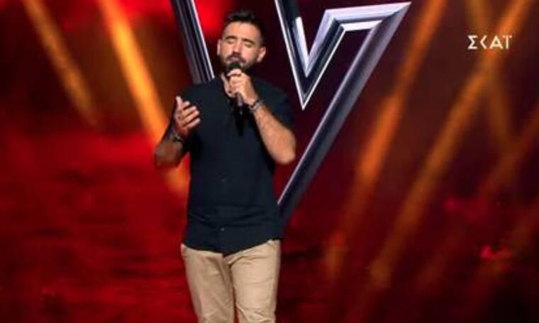 The Voice - Φίλιππος Μαχαίρας: Το Twitter τον ανέδειξε ήδη νικητή με επικά σχόλια (photos)