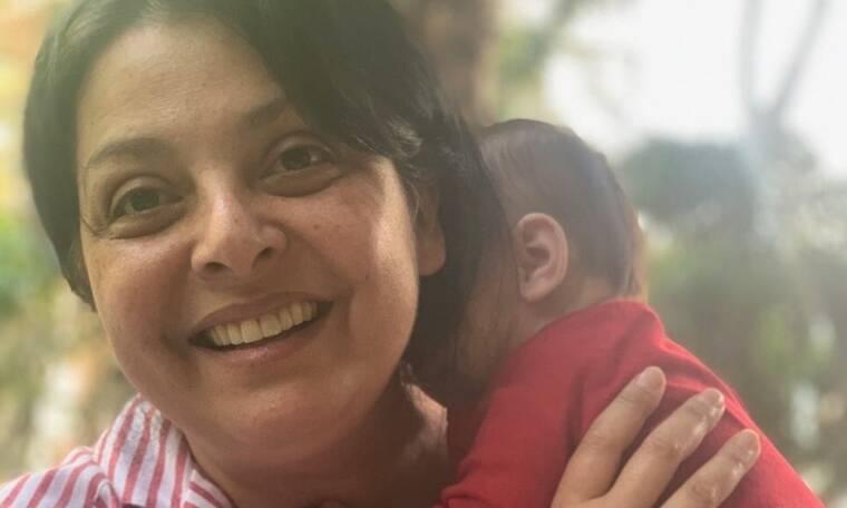 Βασιλική Ανδρίτσου: Νέα τρυφερή φωτογραφία με την κόρη της σε ρόλο pastry chef