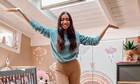 Όλγα Φαρμάκη: Ονειρεμένο το παιδικό δωμάτιο της κόρης της