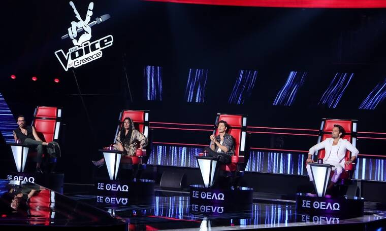 The Voice: Σταθερά στην κορυφή της τηλεθέασης