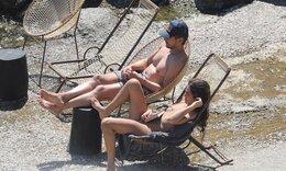 James Franco: Στην Ελλάδα με την καλλονή σύντροφό του - Φωτογραφίες από τις διακοπές τους στη Μύκονο