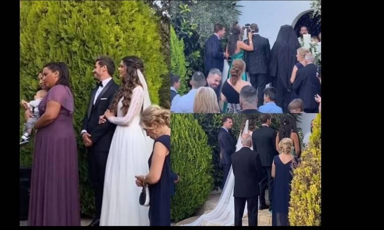 Άκης Πετρετζίκης: Η πρώτη του ανάρτηση μετά τον γάμο του και τη βάφτιση του γιου του - Κούκλα η νύφη