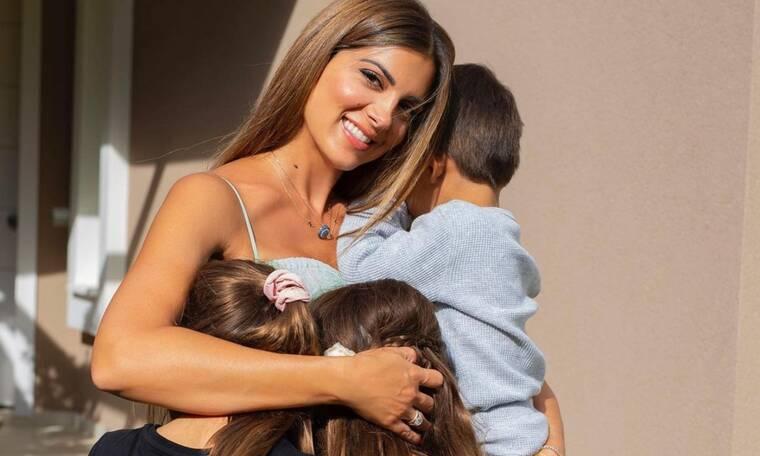 Σταματίνα Τσιμτσιλή: Να τι τρώνε με το ζόρι τα παιδιά της