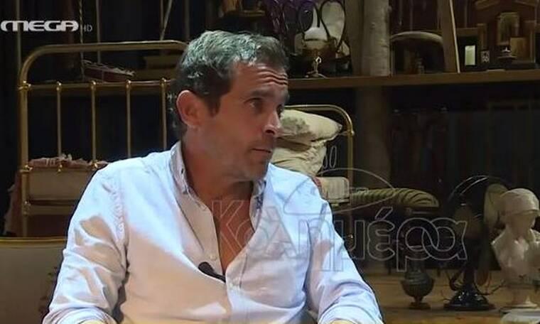 «Χείμαρρος» ο Μαρκουλάκης: «Ξέρουμε 3 - 4 περιπτώσεις και οι ηθοποιοί είναι 5 χιλιάδες»