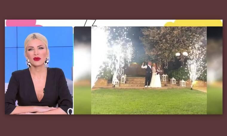 Άκης Πετρετζίκης: Το «πλούσιο» μενού του γάμου– Τι απόλαυσαν οι καλεσμένοι; Όλες οι λεπτομέρειες