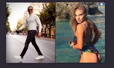 Άνθιμος Ανανιάδης - Ιρένε Τροστ: Είναι το νέο hot ζευγάρι της showbiz;
