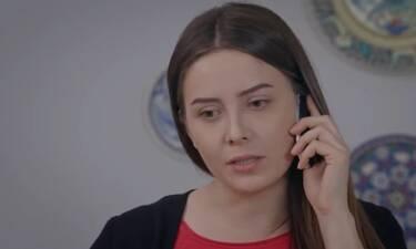 Elif: Η Μελέκ περνάει δύσκολες ώρες στο σπίτι όπου δουλεύει ως καθαρίστρια