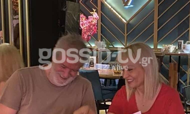 Αποκλειστικό: Τέτα Καμπουρέλη - Φίλιππος Σοφιανός: Η κοινή έξοδος & τα γέλια-Τι τρέχει ανάμεσά τους;