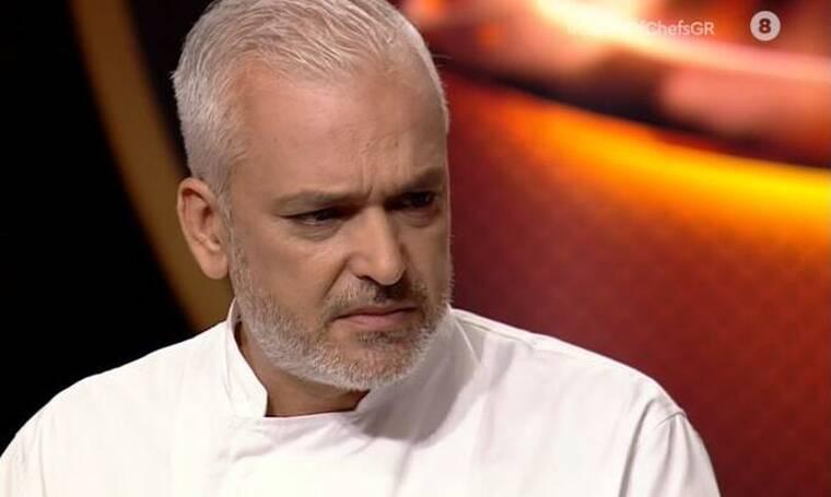 Game of Chefs: Ανατρίχιασε ο Λάντος - Άφησε το πιάτο στην άκρη και ούτε που δοκίμασε