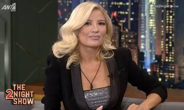 Φαίη Σκορδά: Απάντησε αν θα ξαναπαντρευόταν και παραδέχτηκε ότι είναι δύσπιστη
