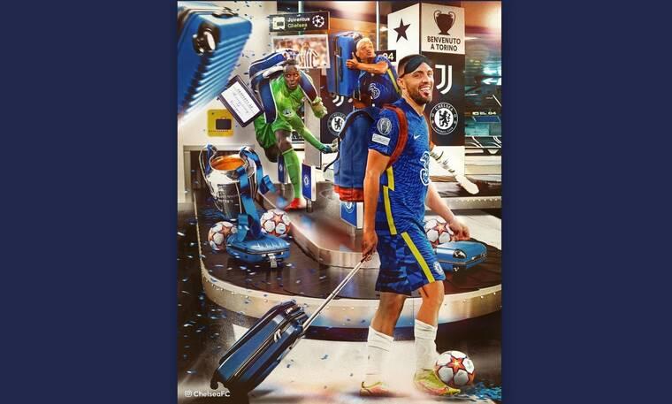 Βραδιά Champions League με ντέρμπι Γιουβέντους-Τσέλσι