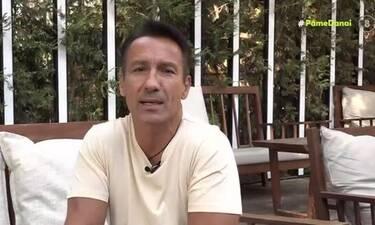 Πέτρος Ίμβριος: «Η δήλωση μου για το ελληνικό metoo παρερμηνεύτηκε αρκετά»