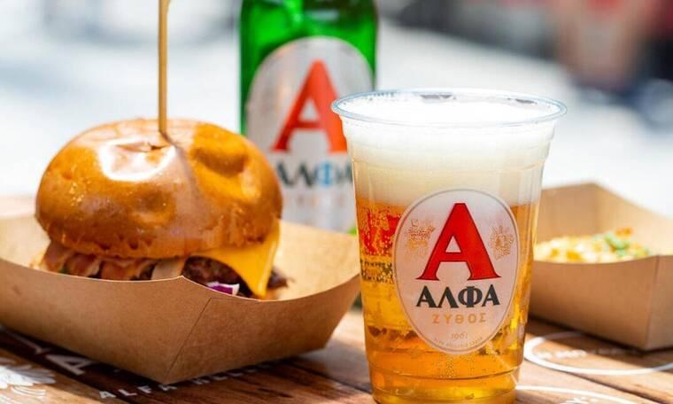 Είσαι γνήσια burger lover; Τρεις λόγοι που οφείλεις να δώσεις το «παρών» στο φετινό Burger Fest