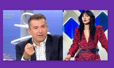 Ζενεβιέβ Μαζαρί: Η επική απάντησή της στο αρνητικό σχόλιο του Γιώργου Λιάγκα για το GNTM