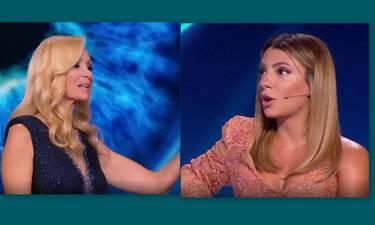 Big Brother: Σε αμηχανία η Μαριαλένα μετά από ερώτηση της Ναταλί: «Έξαλλη είσαι…»