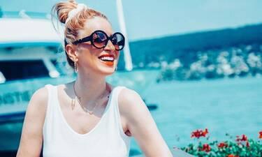 Μαρία Ηλιάκη: «Δεν μου έχει στείλει ούτε ένα μήνυμα για το μωρό, το γαϊδούρι…»