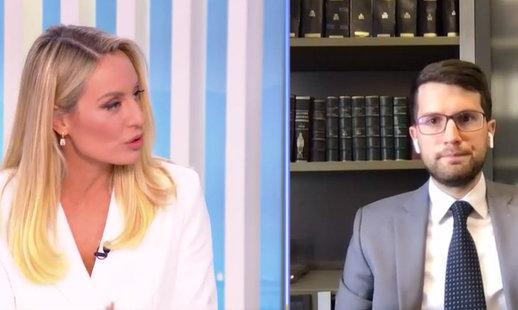 Βλάχος: «Πόλεμος» για τη διαθήκη - «Πλαστή η ιδιόχειρη διαθήκη» – Τι λέει ο δικηγόρος του γιου του