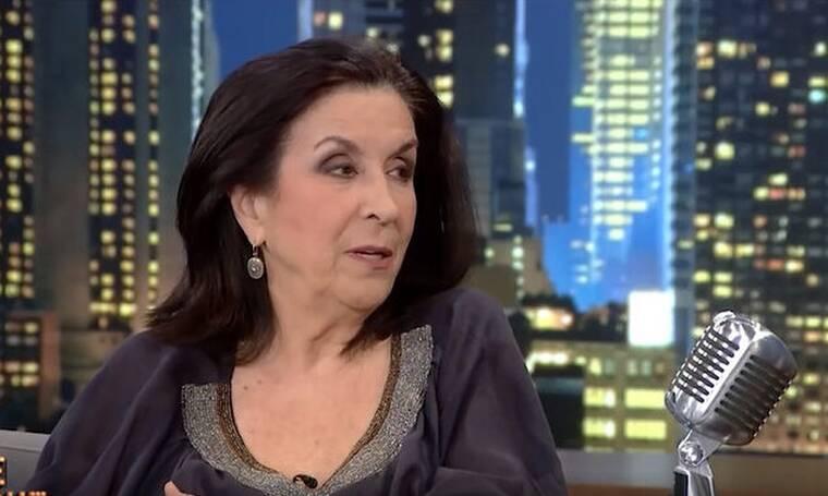 Νένα Μεντή: Η σπάνια εξομολόγηση για τον θάνατο του συζύγου της: «Δεν υπάρχει αυτό το σοκ» (video)