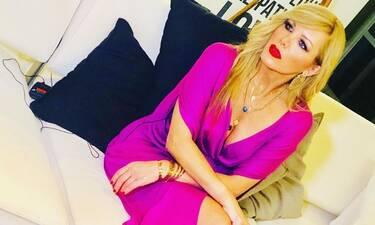 Κατερίνα Τοπάζη: «Στοχοποιηθήκαμε πολύ ως ζευγάρι με τον Δάντη και είχε αρχίσει να με κουράζει»