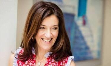 Βικτόρια Χίσλοπ: «Κάθε φορά που φτάνω στην Κρήτη, νιώθω τυχερή»