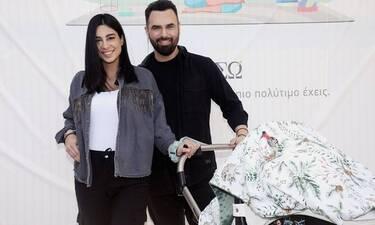 Παπαδόπουλος – Βασιλειάδη: «Θα πάμε και για τρίτο παιδί»!