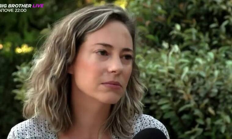 Συγκινεί η Αλεξάνδρα Ούστα για τον Σάκη Μπουλά: «Ήθελα τον χρόνο μου να πενθήσω» (video)