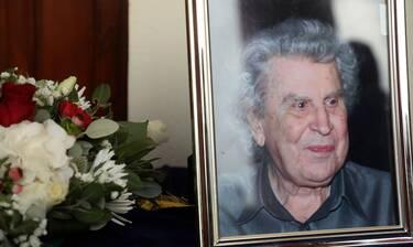 Μίκης Θεοδωράκης: Τελέστηκε το 40ημερο μνημόσυνο σε κλίμα συγκίνησης