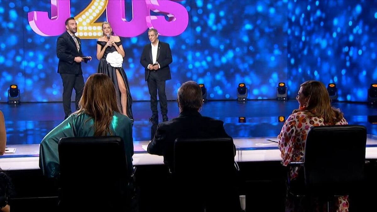 J2US: Τα δάκρυα της Σάσας: «Για σένα μπαμπά εκεί ψηλά»! Γιατί υπήρξε ένταση με τους κριτές;
