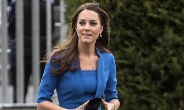 Η Kate Middleton έβαλε το ίδιο φόρεμα που κοστίζει 16 λίρες μόνο