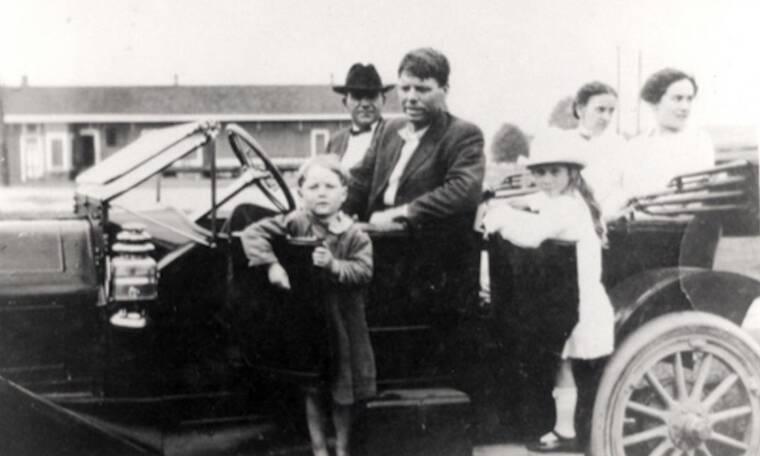 Η περίεργη ιστορία του 4χρονου Bobby Dunbar