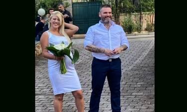 Διονύσης Αλέρτας: Οι πρώτες δηλώσεις μετά τον γάμο του – Πότε γεννά η γυναίκα του;