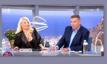 Σκορδά: «Κάγκελο» on air - «Μετά από 20 χρόνια; Αν δεν γούσταρες, να διαφωνούσες τότε»