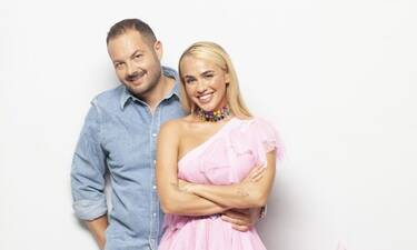 Mega Star: Πρεμιέρα στις 23 Οκτωβρίου με τον Αντώνη Δημητριάδη και την Konnie Μεταξά