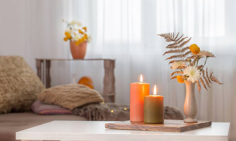 Ιδέες για τη φθινοπωρινή διακόσμηση του σπιτιού