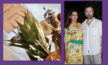 Μαραβέγιας - Σωτηροπούλου: Παντρεύτηκαν κάτω από άκρα μυστικότητα! Όλες οι λεπτομέρειες του γάμου!