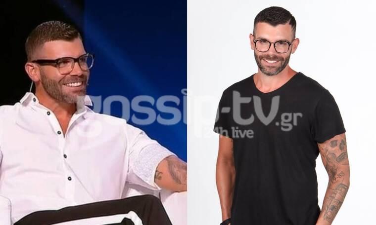Big Brother: Ο Νίκος Τσιρλής στο gossip-tv: Οι δυσκολίες στο σπίτι και η σχέση του με την Αλεξανιάν