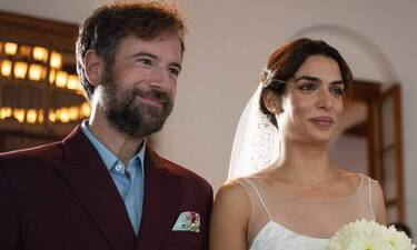 Γάμος Μαραβέγια – Σωτηροπούλου: Η καλεσμένη Ευγενία Σαμαρά αποκαλύπτει λεπτομέρειες... (Video)