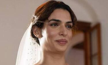 Τόνια Σωτηροπούλου: Νέες φώτο με το συγκλονιστικό νυφικό της και η αποκάλυψη