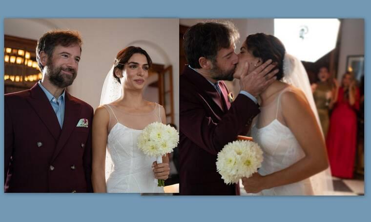 Γάμος Μαραβέγια – Σωτηροπούλου: Η λεπτομέρεια στο γαμπριάτικο κοστούμι του Κωστή