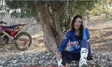 Δραγούμη: To roadtrip στην Τοσκάνη και πώς αυτό βοήθησε στο να έρθει πιο κοντά με τα παιδιά της