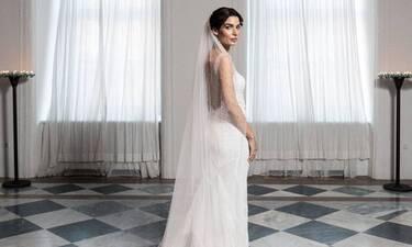 Τόνια Σωτηροπούλου: Το «τρικ» με την ανθοδέσμη του γάμου - Ποια ήταν η τυχερή