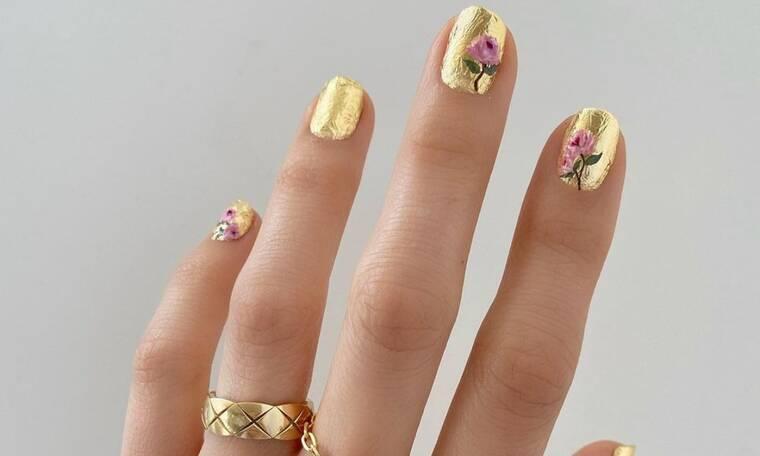 #Rosenails: 10 nail art με τριαντάφυλλα - Θα τα λατρέψεις!