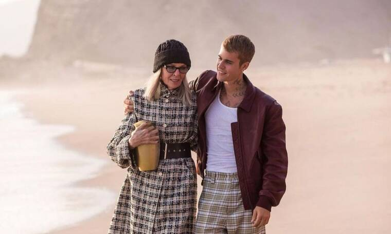 O Justin Bieber μας συστήνει τη γιαγιά του (video)