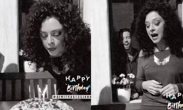 Στογιάννη: Γιόρτασε τα γενέθλιά της στα γυρίσματα του «Χαιρέτα μου τον πλάτανο» - Πόσο ετών έγινε;