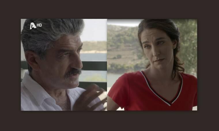 Σασμός: Η Ντίνα και ο Φραγκιαδάκης πήγαν εκδρομή και το twitter αφηνίασε με την ξινίλα της